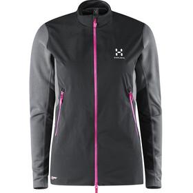 Haglöfs W's Summit Jacket True Black/Magnetite